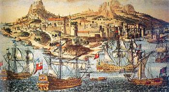 η πολιορκία του Χάνδακα από τους Τούρκους