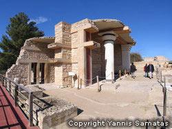Knossos South Propylaeum