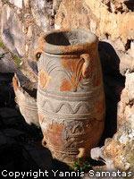 Minoan Pithoi