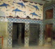 Knossos Queen's Apartments