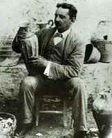 Knossos Sir Arthur Evans
