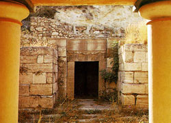 Royal Tomb of King Minos