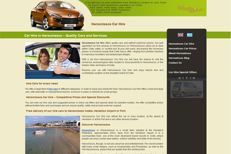 Eagle Car Hire Crete