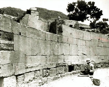 excavations at Gortys