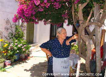 Kyria maria in Achlada