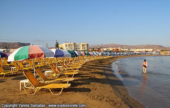 Crete Hotels Near Beach