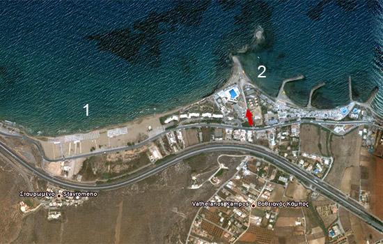 Kokkini Hani Information About Kokkini Hani In Crete