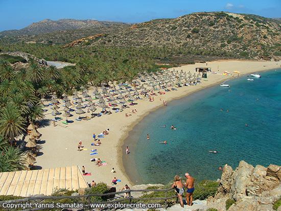 Photos of Vai Lassithi Prefecture   Pictures Vai Greece