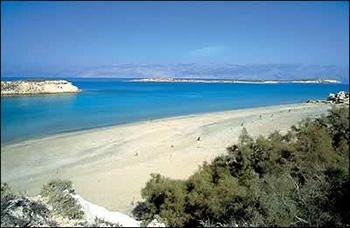 παραλία στο Κουφονήσι