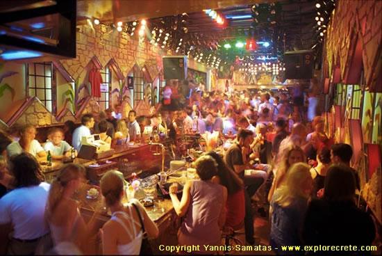 Hersonissos Pictures Nightlife