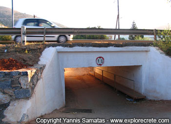 Stalis underpass