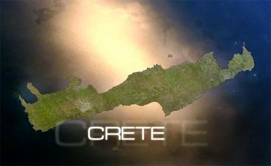 Satellite Images Of Crete