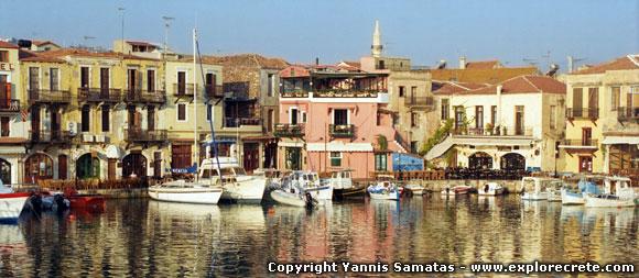 Rethymnon, Venetian harbour