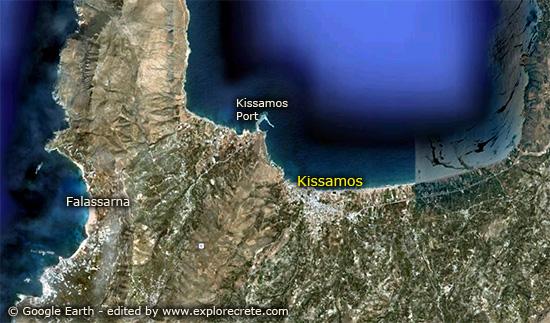 Kisamos H Kasteli Kisamoy Plhrofories Gia Kisamos