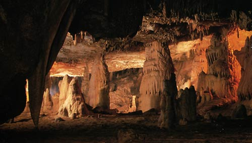 η σπηλιά στα Ζωνιανά