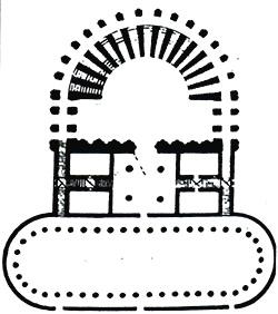 ρωμαικό θέατρο στη Χερσόνησο