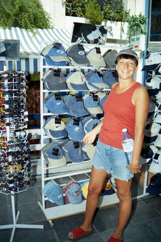 Shopping In Hersonissos Crete Jewelry Leather