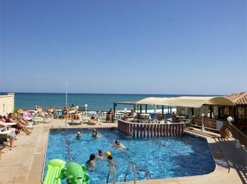 Hotel Jo An Beach Rethymnon Kreta