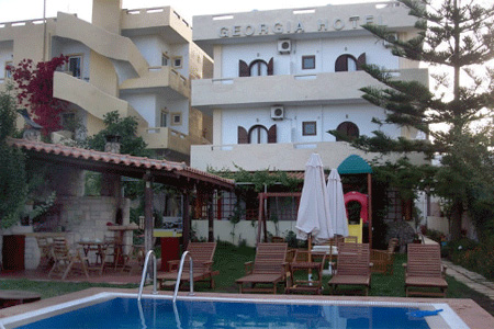 Creta Beach Hotel Amoudara