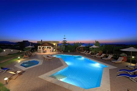 Natur Images Kreta Natur Hotel in Anissaras
