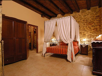 Δωματιο απο το ξενοδοχειο αρχοντικο