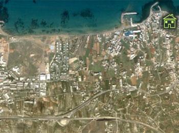 Artemis Apartments On Gouves Map