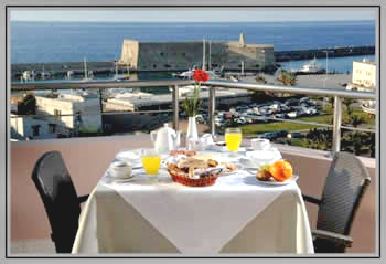 marin dream hotel in heraklion
