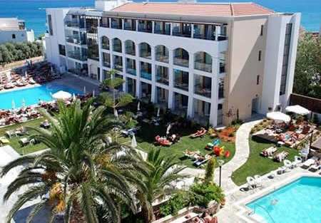 Hotels in Hersonissos, apartments and hotels in Hersonissos