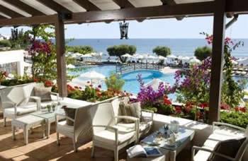 The Pool Of Creta Maris Hotel