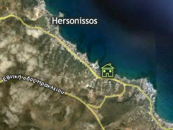 Golden Beach Hotel In Hersonissos